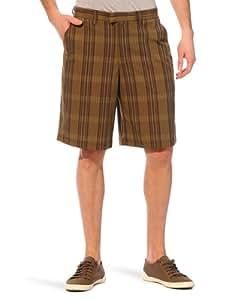 Patagonia M'S Thrift Shorts homme Sebastian: Mission Olive/Marron 30 (US ) 38-40 (FR)