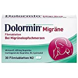 Dolormin Migräne 30 stk