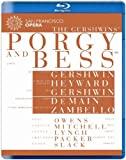 Gershwin: Porgy and Bess [Eric Owens, Laquita Mitchell, Lester Lynch] [Blu-ray] [2014]