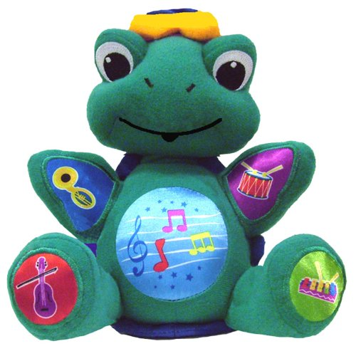 Baby Einstein Press and Play Pal Toy, Neptune