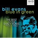 Bill Evans - Blue in Green - The Best of His Early Years 1955-60