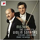 The Mozart Sonatas for Violin and Piano
