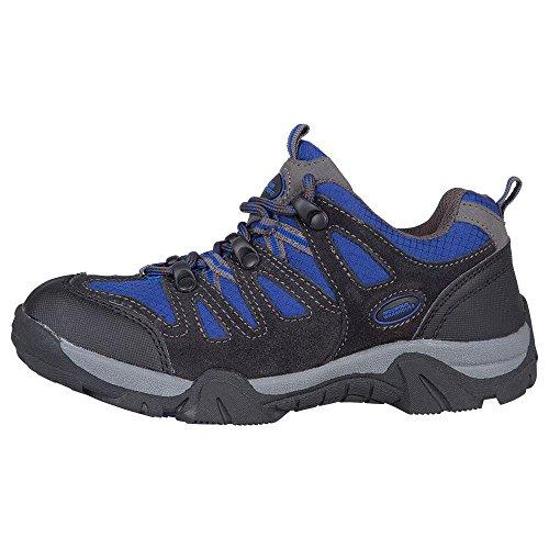 mountain-warehouse-cannonball-kinder-wander-walking-schuhe-wanderschuhe-urlaub-brand-neu-kobalt-36