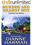 Murder and Brandy Boy: A Liz Lucas Cozy Mystery Series Book 2 (English Edition)