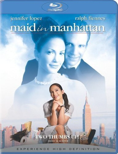 Maid in Manhattan [Blu-ray] by Columbia Pictures