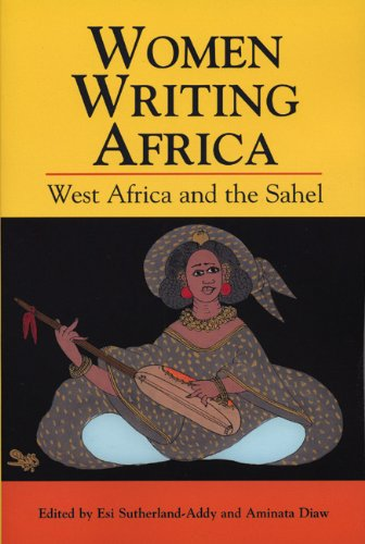 Women Writing Africa: West Africa and the Sahel (v. 2)
