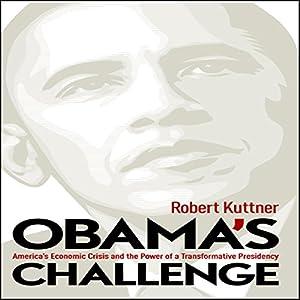 Obama's Challenge Audiobook