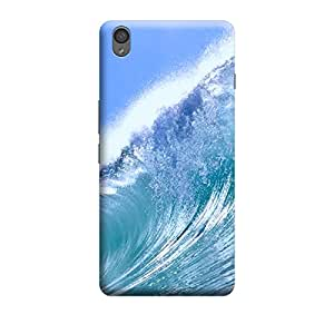 TransMute Premium Printed Back Case Cover With Full protection For OnePlus X (Designer Case)