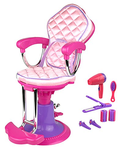 click-n-play-doll-salon-chair-and-accessories-perfect-for-18-inch-american-girl-dolls