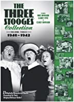 Three Stooges Collection 3: 1940-1942 [Import USA Zone 1]