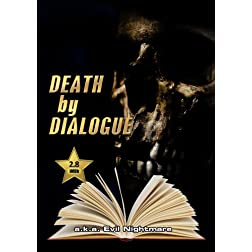 Death by Dialogue [VHS Retro Style DVD] 1988