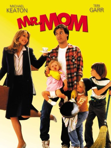 Amazon Com Mr Mom Michael Keaton Teri Garr Jeffrey