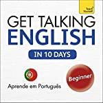 Get Talking English in Ten Days: Learn in Portuguese | Rebecca Klevberg Moeller