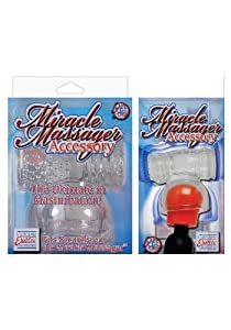California Exotics Miracle Massager Accessory, For Him