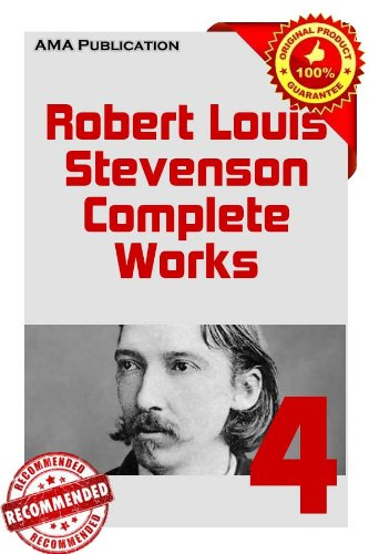 Complete Works of Robert Louis Stevenson Set.4