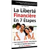 """La Libert� Financi�re en 7 �tapes"" - pack de 3 livrespar Jean-Philippe Hulin"