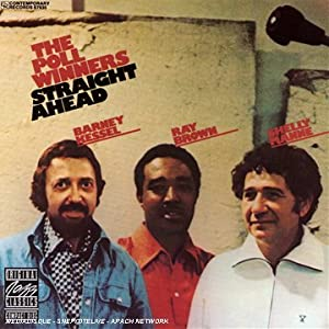 Straight Ahead [Import] [from US] ザ・ポール・ウィナーズ/   Barney Kessel with Shelly Manne and Ray Brown