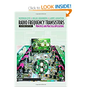 Radio Frequency Transistors: Principles and Practical Applications ...
