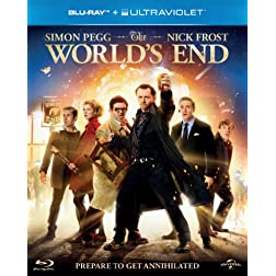 World's End [Blu-ray]