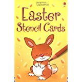 Easter Stencil Cards (Usborne Activity Cards)by Catherine Mackinnon