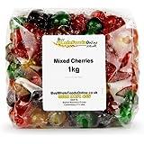 Glace Cherry Medley (Four Colours) 1kg