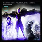 Phaedra Farewell Tour 2014-The Concerts by Tangerine Dream [Music CD]