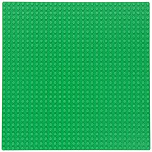 """LEGO Green Building Plate (10"""" x 10"""")"""