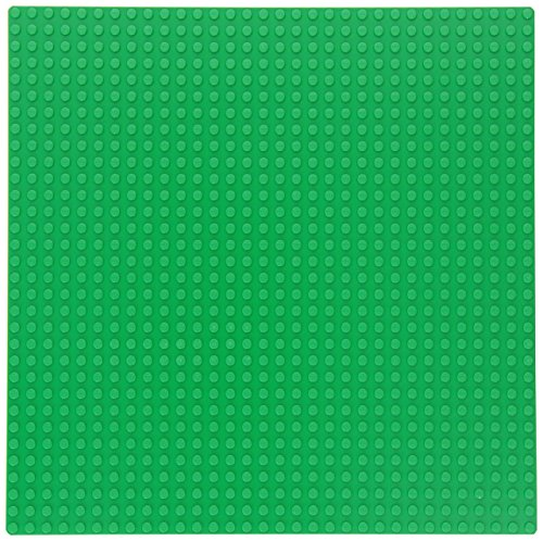 "LEGO Green Building Plate (10"" x 10"") - 1"