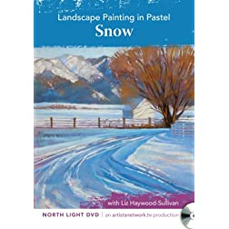Landscape Painting in Pastel - Snow with Liz Haywood-Sullivan
