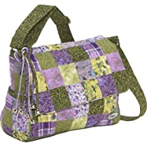 Donna Sharp Pauline Bag Grape Patch