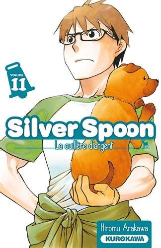 Silver Spoon - La cuillère d'argent Vol.11