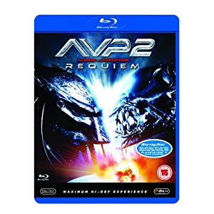Alien Vs Predator 2 Blu Ray [Blu-ray] [Import anglais]