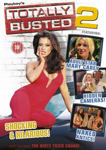 Playboy - Totally Busted Vol.2 [DVD]