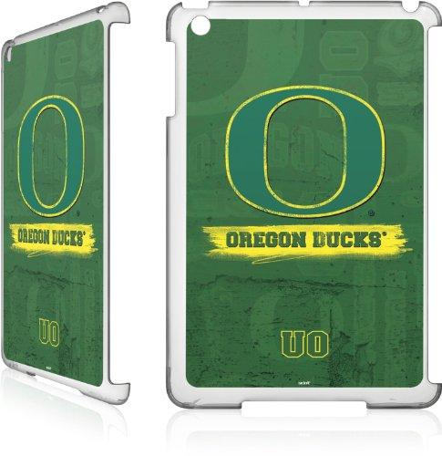 U Of Oregon - Oregon Distressed Logo Skin - Apple Ipad Mini (1St Gen/2012) - Lenu Case