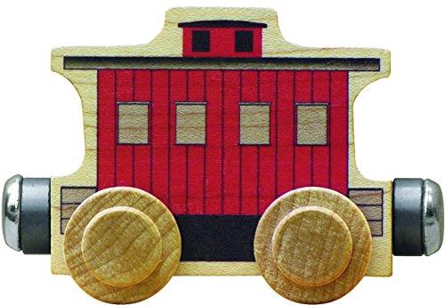 NameTrain Classic Caboose Car