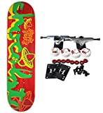 CHOCOLATE Skateboard Complete ICON STENCIL PEREZ 8.25