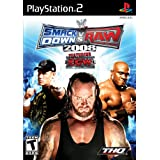 WWE SmackDown vs. Raw 2008 - PlayStation 2 ~ THQ