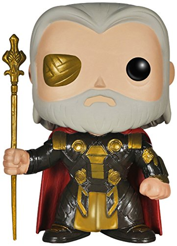 Funko POP Marvel (BOBBLE): Odin Action Figure (Marvel Funko Pop Thor compare prices)