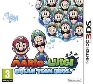 Первые оценки Mario & Luigi: Dream Team   оценки игры игра Nintendo 3D