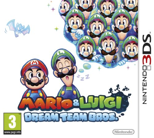 Mario et Luigi : Dream Team Bross.