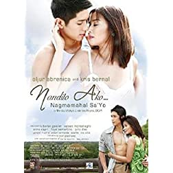 Nandito Ako Nagmamahal Sa'yo- Philippines Filipino Tagalog DVD Movie