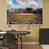 MLB Washington Nationals Inside Nationals Park Mural Wall Graphics at Amazon.com