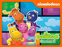 Backyardigans Mission to Mars Promo - Pics about space