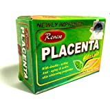 Renew Placenta Classic With Double - Acting Anti-Aging/ Skin Whitening Soap (135g)