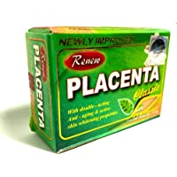 Rrenew Placenta Classic With Double-Acting-Anti Aging & Skin Whitening Soap