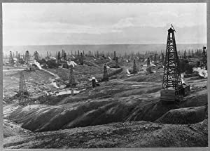 Amazon.com: Photo: Taft, California, CA, Moron, oil field, Siding