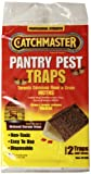 Catchmaster Pantry  Pest Traps 1 pack of 2 traps
