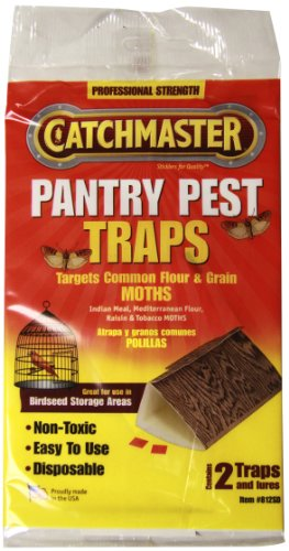 Catchmaster Pantry Pest Traps, 1 Pack