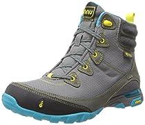 Ahnu Women's Sugarpine Hiking Boot,Dark Grey,5.5 M US