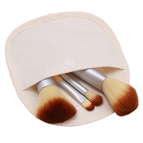 hotsale-4pcs-makeup-foundation-powder-brush-bamboo-handle-brushes-w-sacks-bag-s